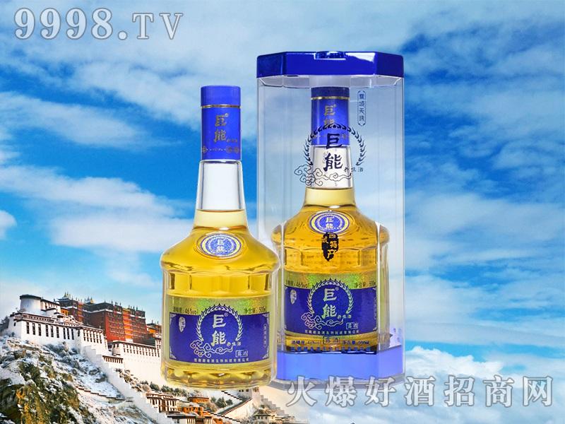 巨能-雪域天珠酒46度