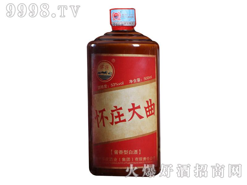 怀庄大曲酒