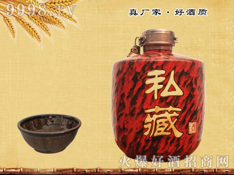老土酒私藏(红坛)