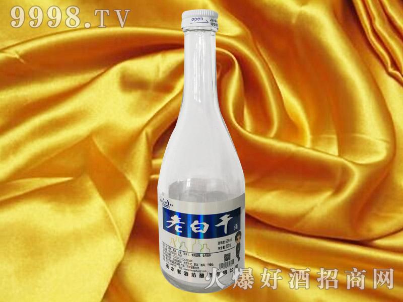 衡盛坊老白干酒250ml