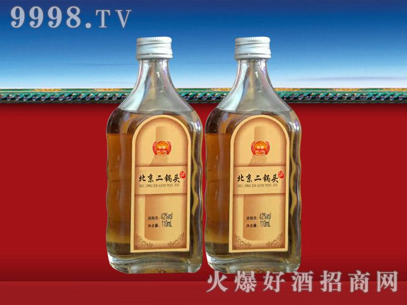 京想北京二锅头酒42度110ml