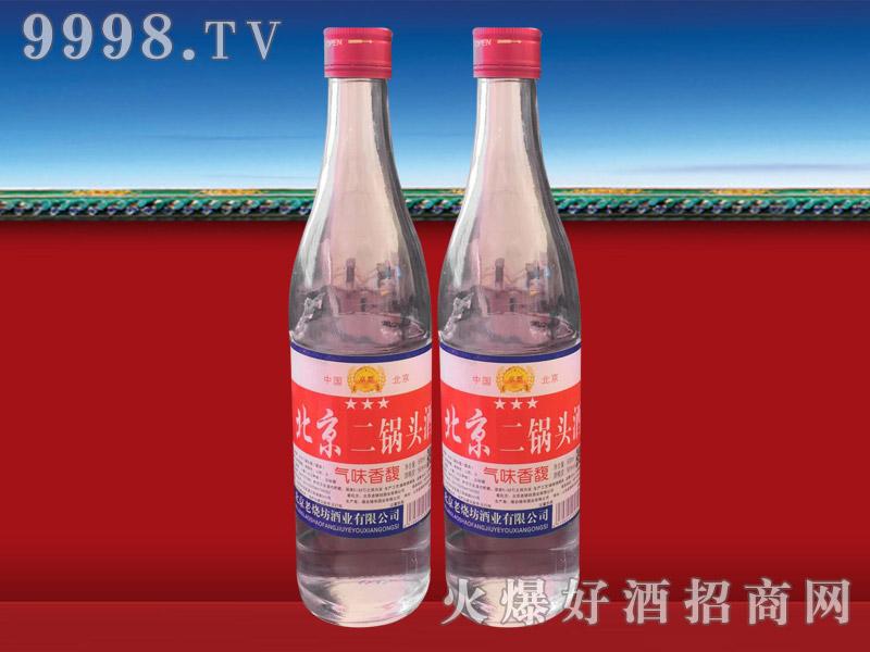 京想北京二锅头酒42度500ml