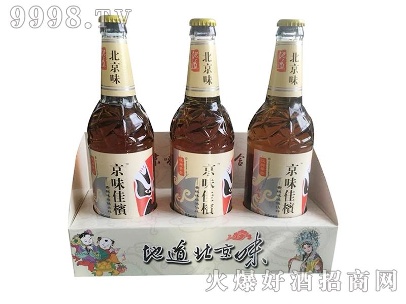 汉斯景橙饮品·京味佳槟580ml