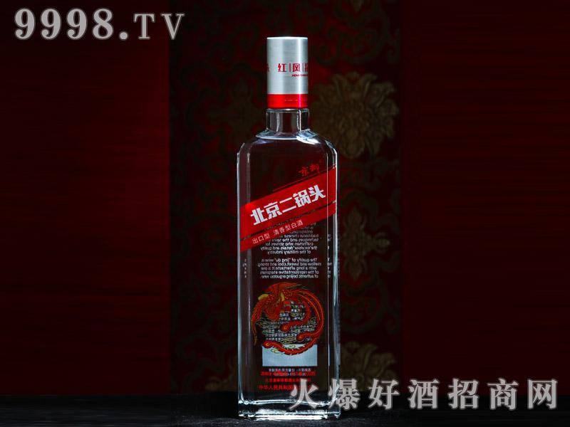 京都出口型北京二锅头酒实物展示・红凤