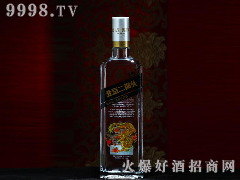 京都出口型北京二锅头酒实物展示・金龙