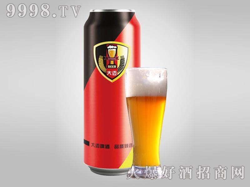 大迈白啤酒10L
