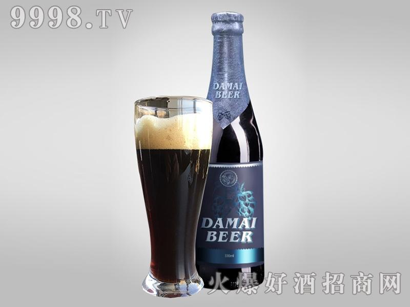 大迈白啤酒500ml