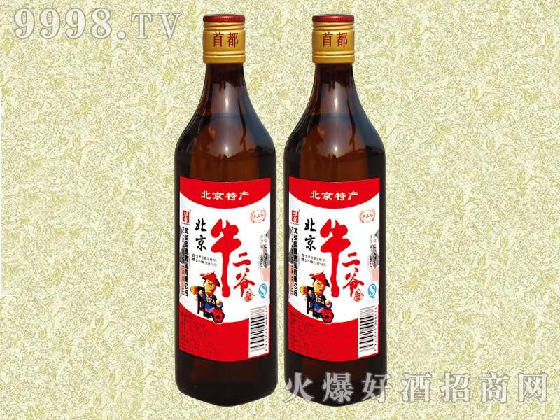 牛二爷方瓶酒42度500ml