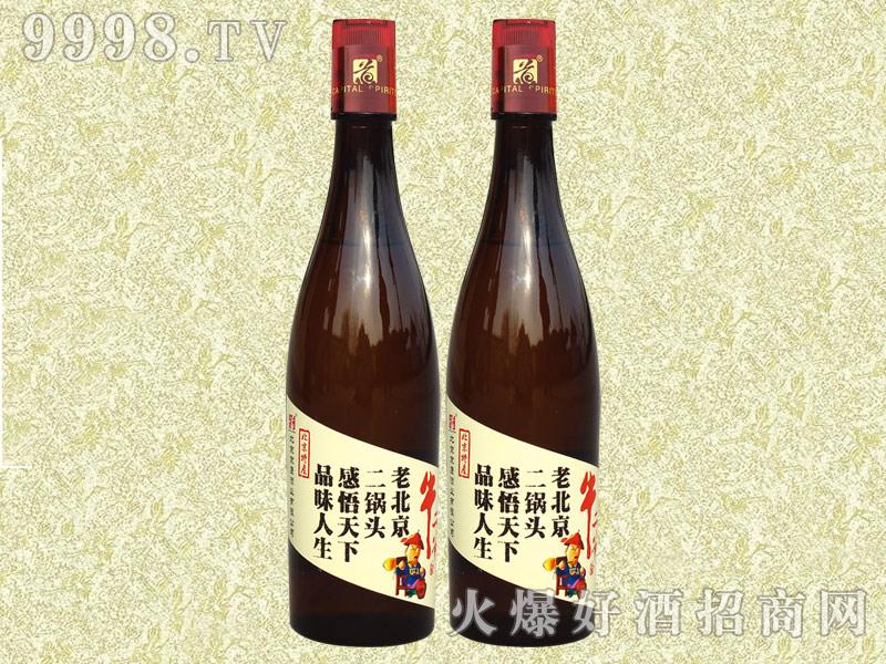牛二爷老北京酒42度480ml