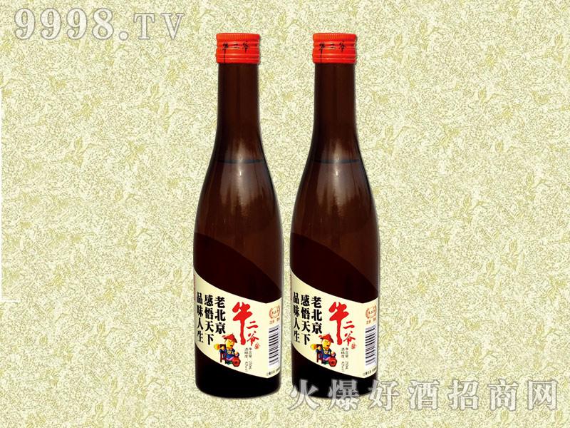 牛二爷老北京酒42度250ml