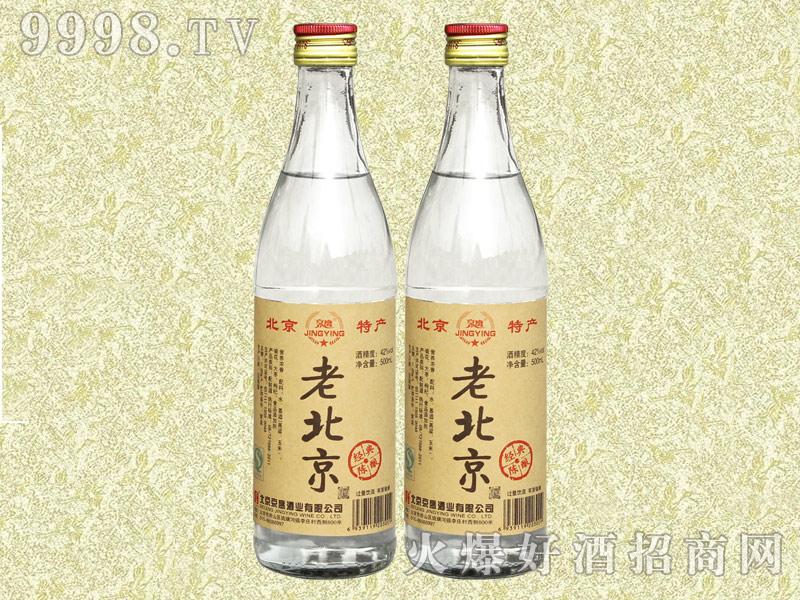牛二爷经典老北京酒42度500ml