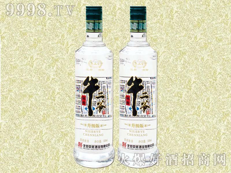 牛二爷陈酿酒·升级版42度500ml