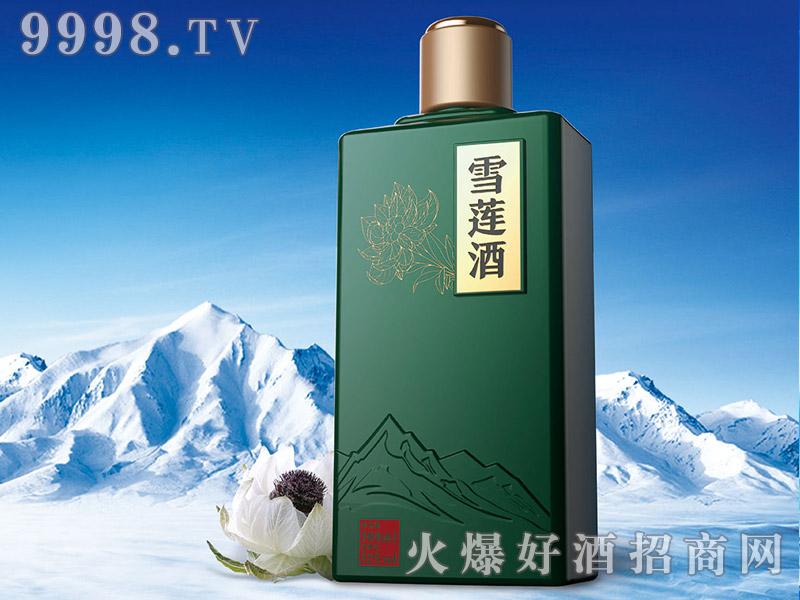 新疆雪莲酒-白酒招商信息
