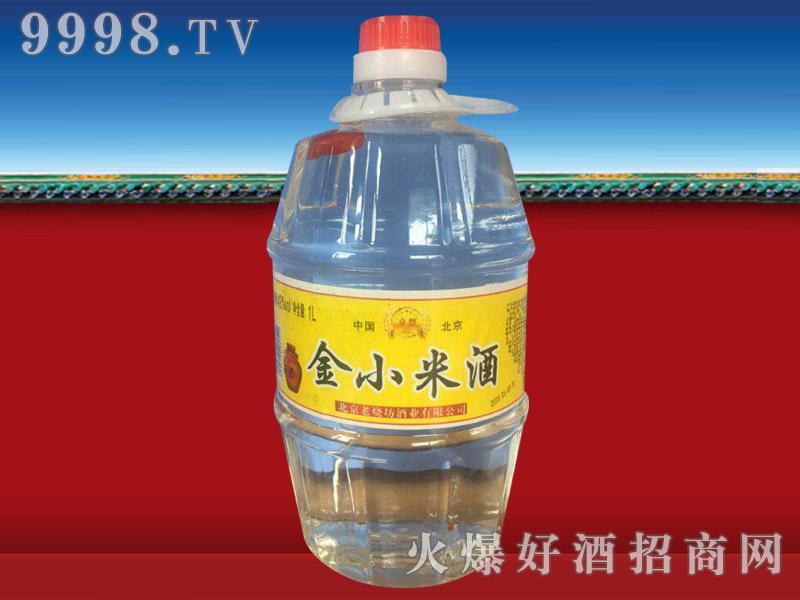 金小米酒1L