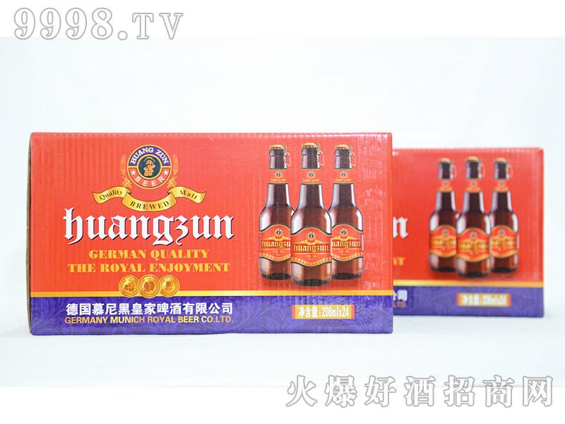 皇尊啤酒208ml×24瓶