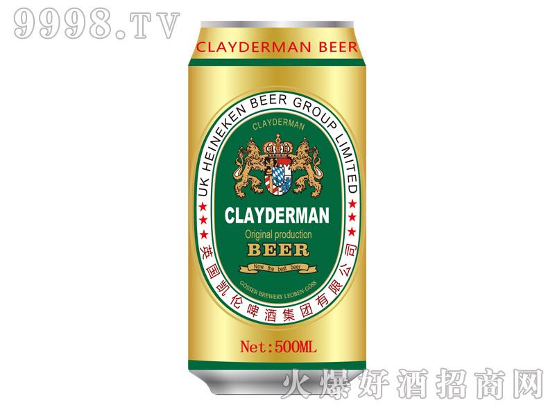 英国凯伦啤酒12°500ml