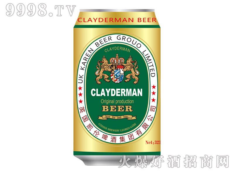 英国凯伦啤酒325ml