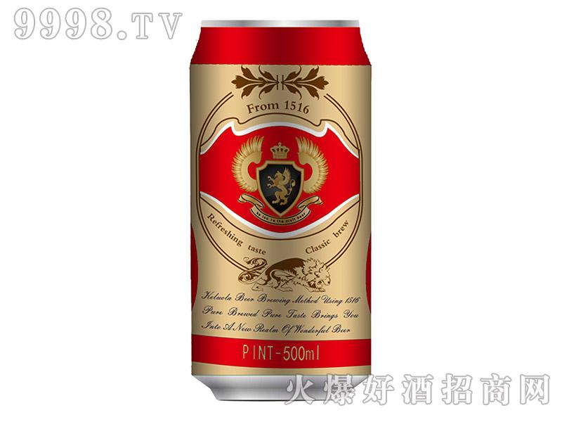 科罗拉啤酒12°500ml(红)