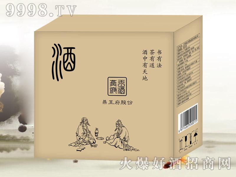 燕王府玛咖酒(箱)