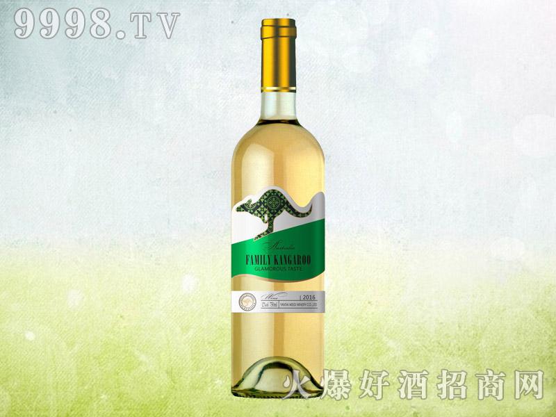 澳族酒庄袋鼠干白葡萄酒