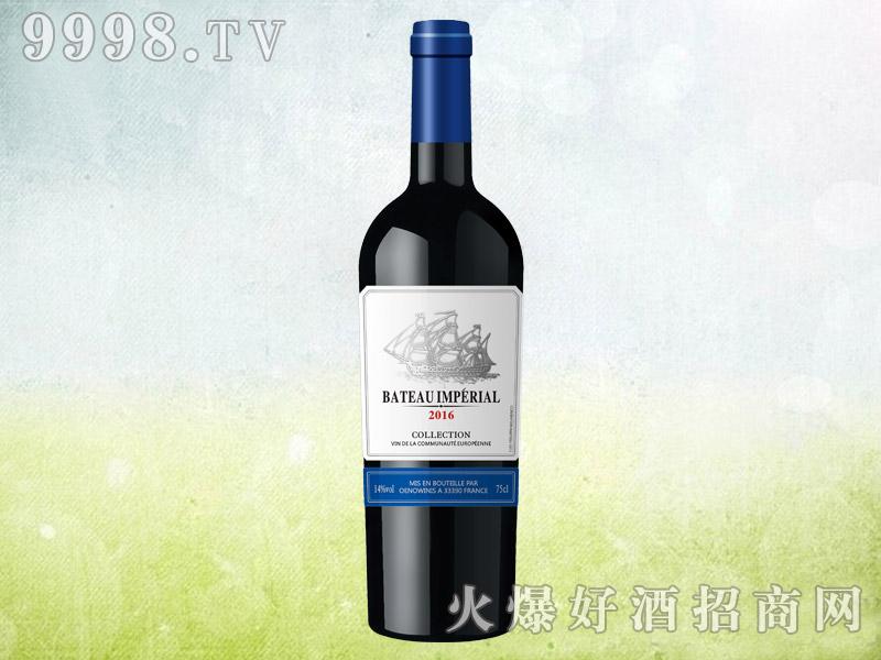 龙船颂珍藏红葡萄酒