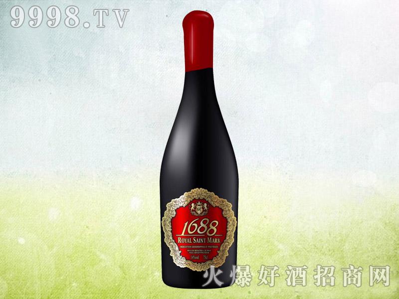 皇家圣马克1688干红葡萄酒