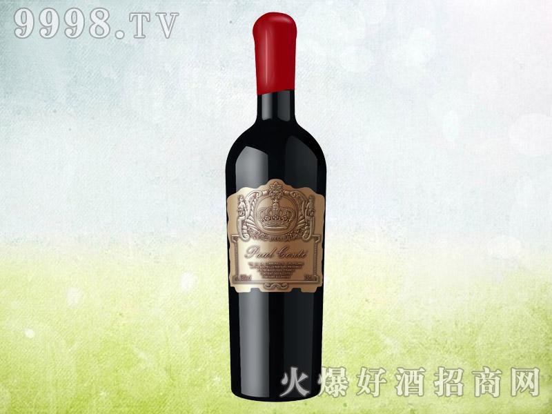 保罗康蒂干红葡萄酒