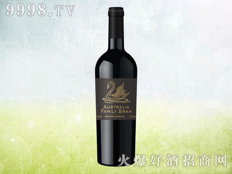 澳族天鹅干红葡萄酒