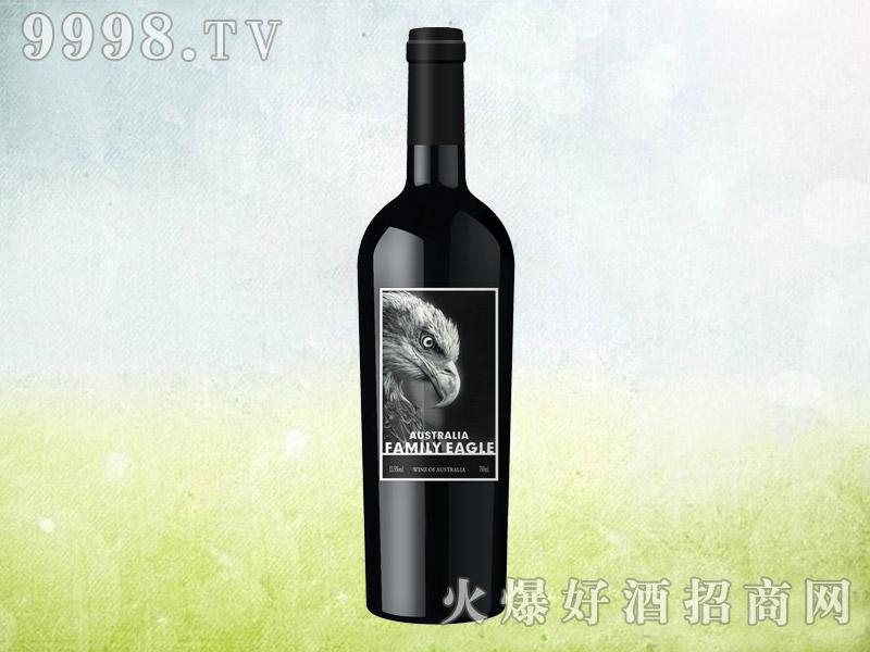 澳族雄鹰干红葡萄酒