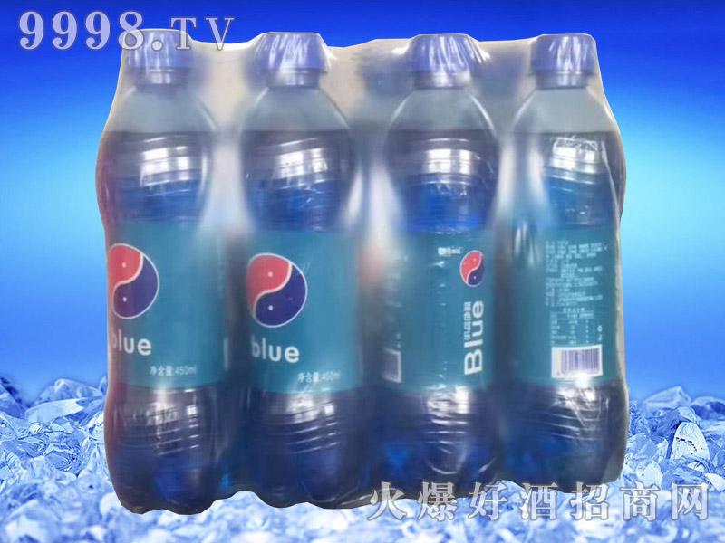 塑料瓶蓝可乐