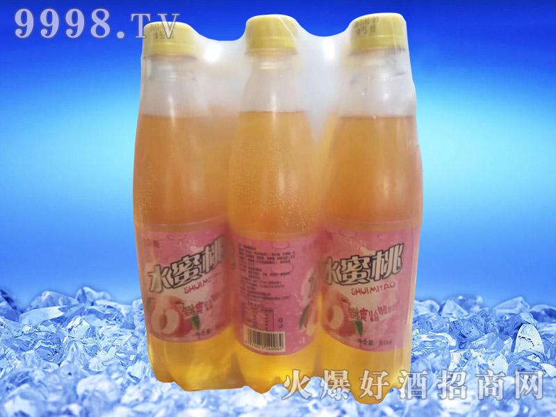 塑料瓶水蜜桃