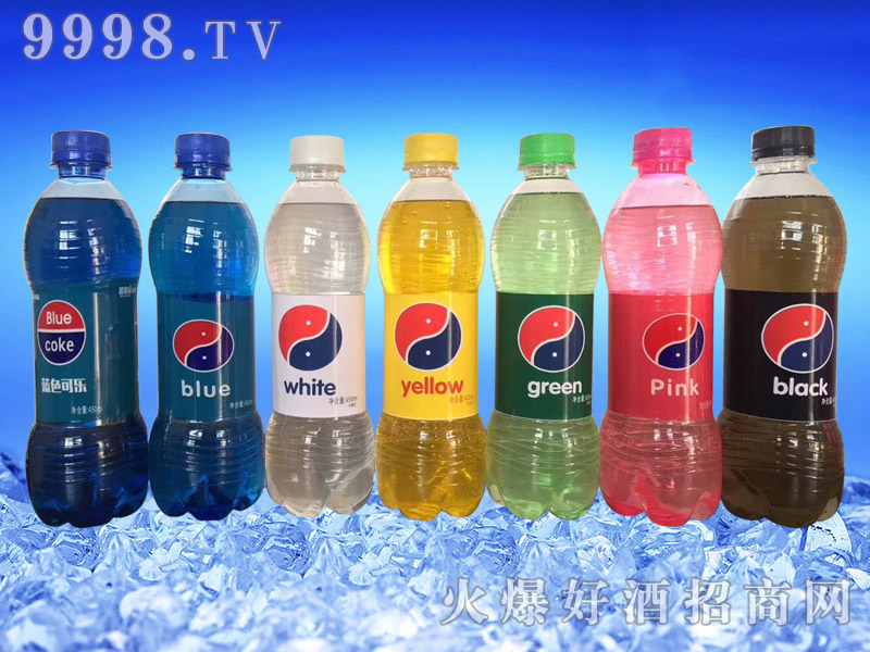 塑料瓶饮料系列