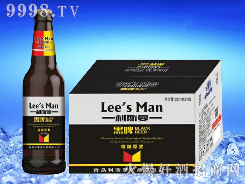 利斯曼精酿原浆黑啤