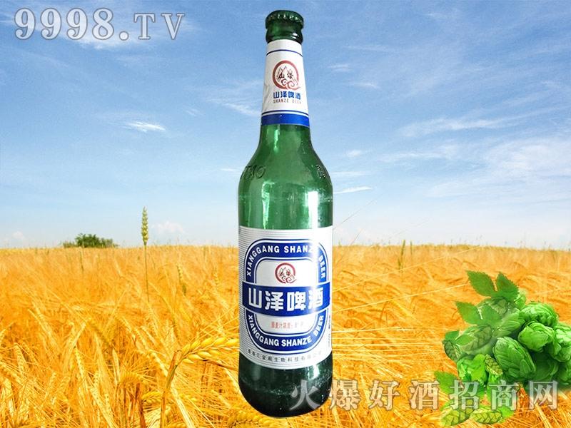 山泽啤酒600mlx9塑包