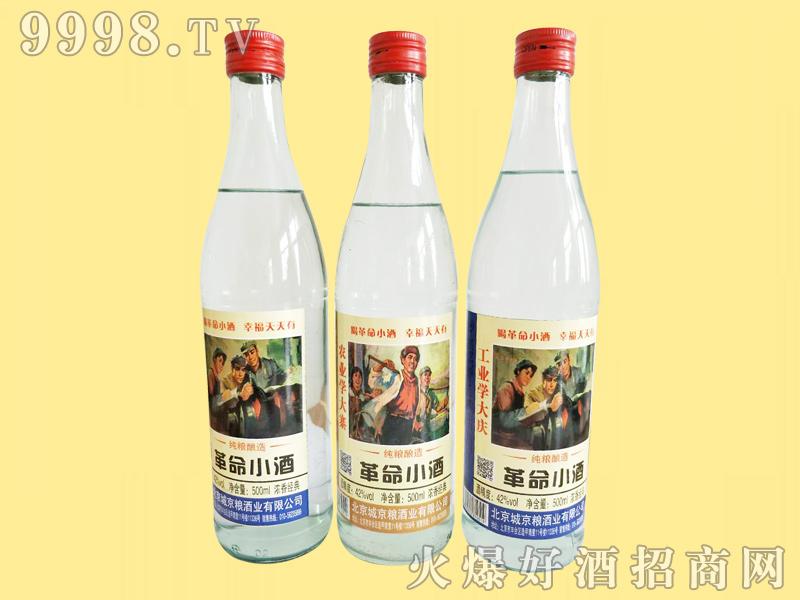 京粮革命小酒42°500ml