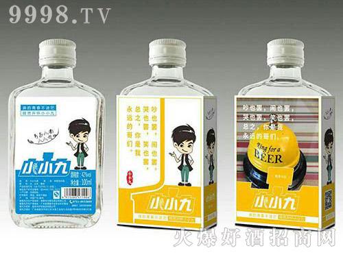 小小九白酒(黄标)42度100ml