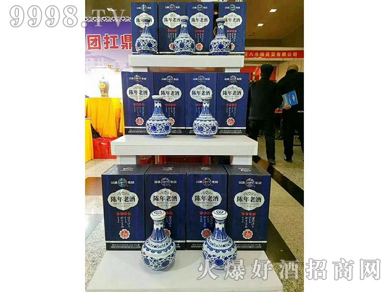 汾酒传世上品酒·产品展示