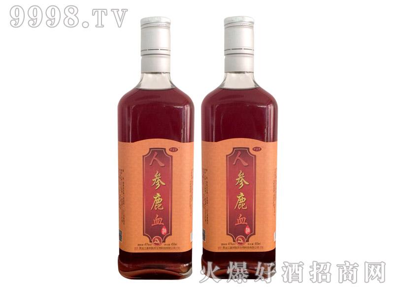 人参鹿血酒・精品1号