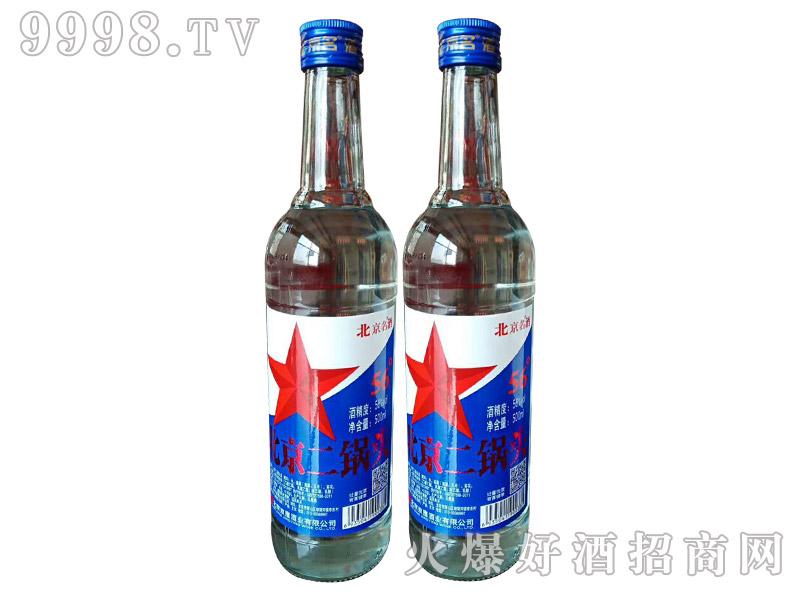 北京二锅头酒56°(蓝瓶)