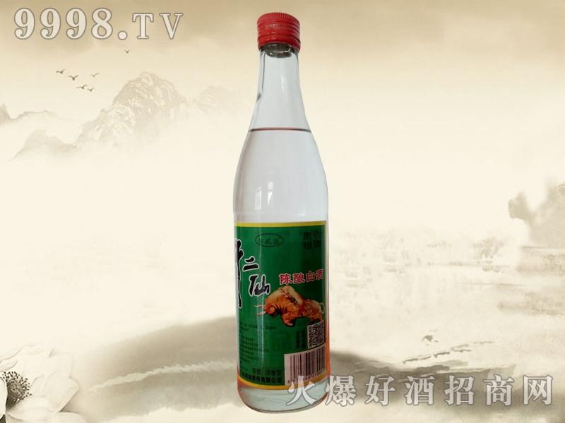 牛二仙陈酿白酒