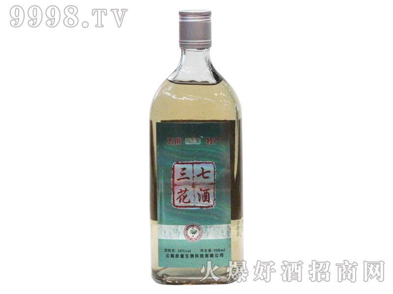 云三宝三七花酒500ml