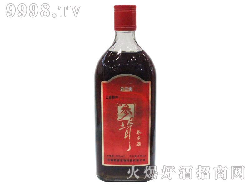 云三宝参茸养身酒500ml