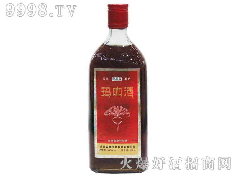 云三宝玛咖酒500ml-保健酒招商信息