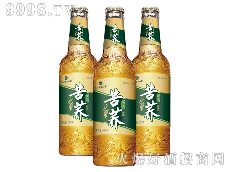 澜圣威苦荞啤酒・经典500ml瓶装
