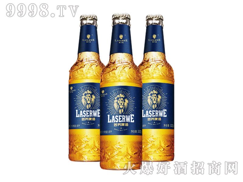 澜圣威活力苦荞啤酒320ml瓶装新款