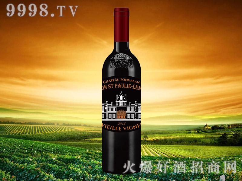 圣堡罗克庄园特使干红葡萄酒