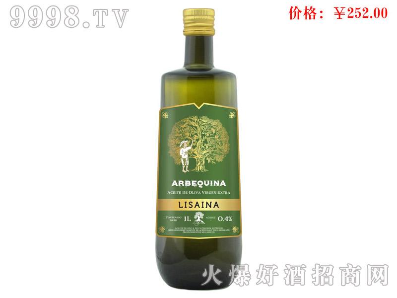 丽生阿贝金单果橄榄油