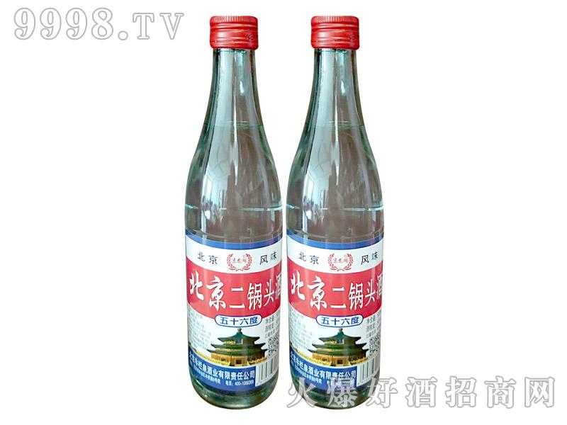 牛栏泉北京二锅头酒42度500ml×12瓶(白瓶)