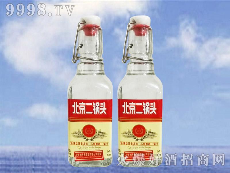 京宏北京二锅头酒250ml