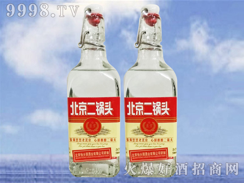 京宏北京二锅头酒500ml